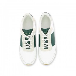 CALLAO WHITE/GREEN STRIP