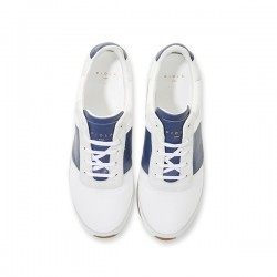 CALLAO WHITE/BLUE STRIP