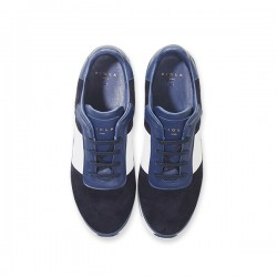 CALLAO HOMME BLUE/WHITE STRIP