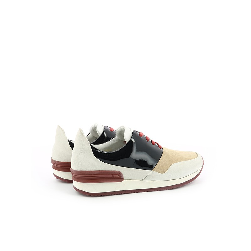 Barranco - Off White Navy - Woman