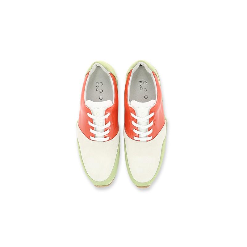 Barranco - Vert Orange - Femme