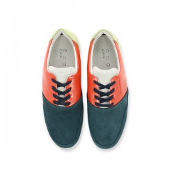 BARRANCO PISTACHE/ORANGE/OCEAN BLU
