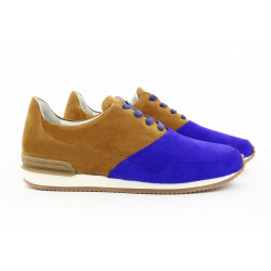 BARRANCO LADY CAMEL/PURPLE