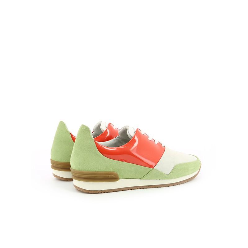 Barranco - Green Orange - Woman