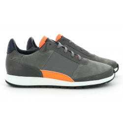 CALLAO DARK GREY ORANGE FLUO BLU