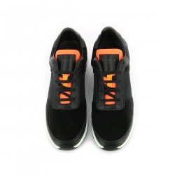 CALLAO BLACK FLUO ORANGE TONGUE