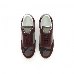 Callao - Burgundy Camouflage - Woman