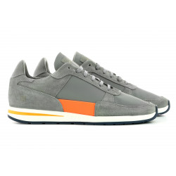 Callao - Gris Orange Fluo - Homme