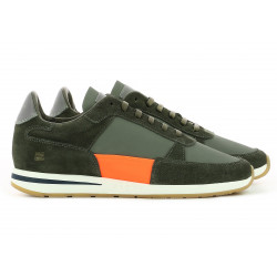 Callao - Khaki Fluo Orange - Man