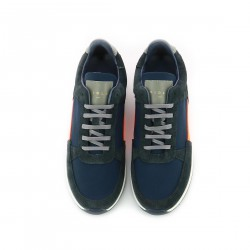 CALLAO HOMME BLUE FLUO ORANGE