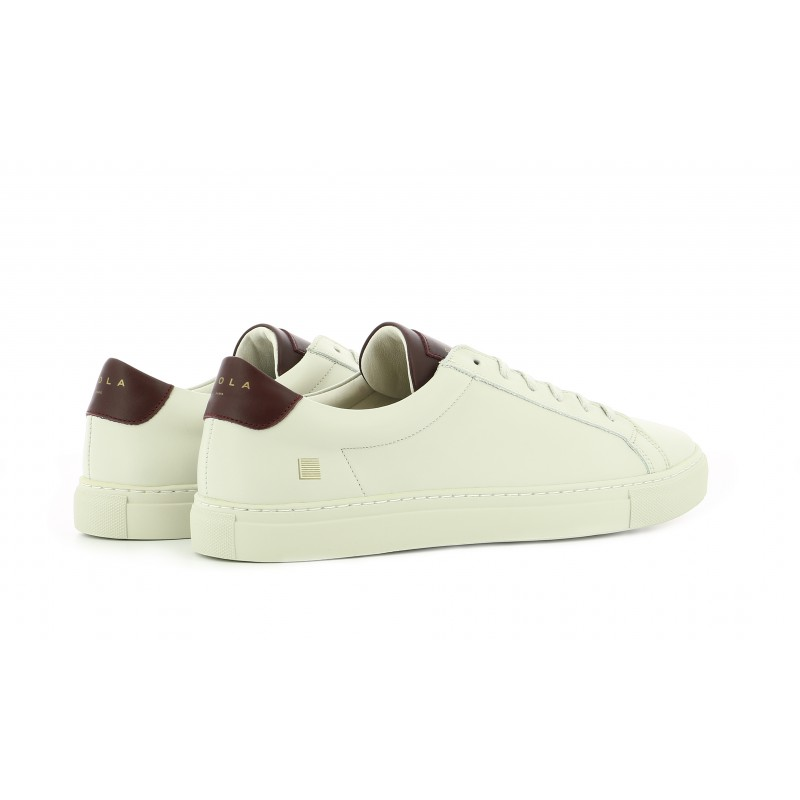 Huaraz - Off White Burgundy - Man