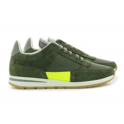 Callao - Khaki Fluo Yellow - Woman