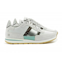 CALLAO OFF WHITE SILVER GREEN ZE