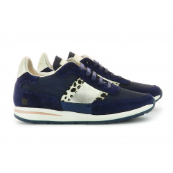 Callao - Navy Silver - Woman