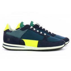 Callao - Navy Yellow Fluo - Man
