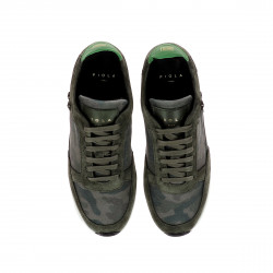 Callao – Kaki Camouflage – Femme