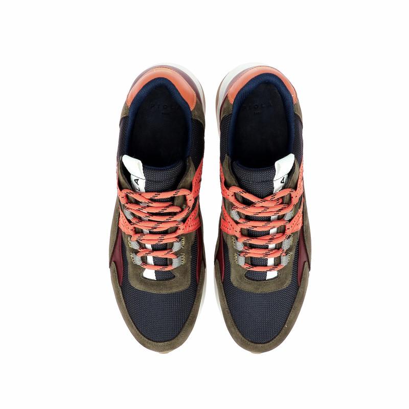 Ica – Orange – Homme