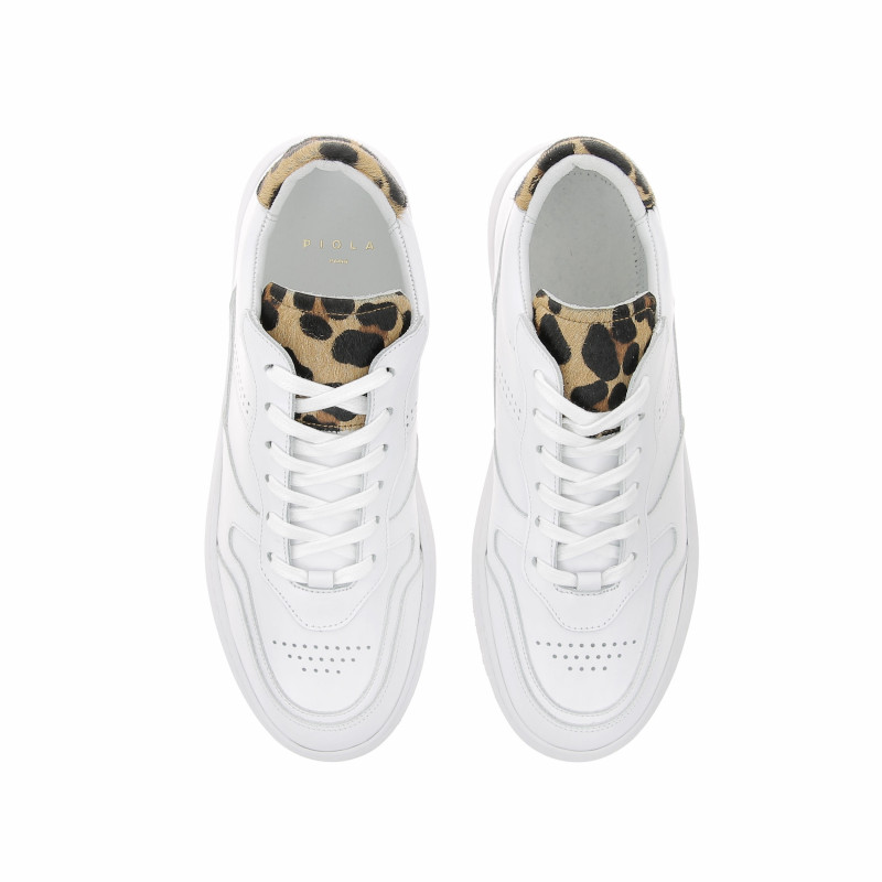 Cayma – White Leopard - Woman