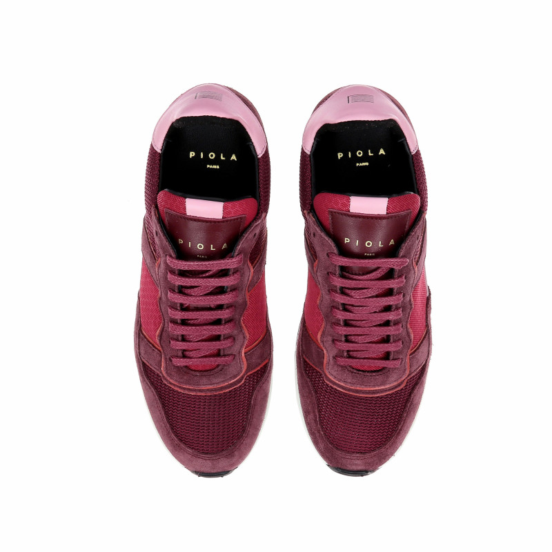 Vida – Burgundy Pink - Woman