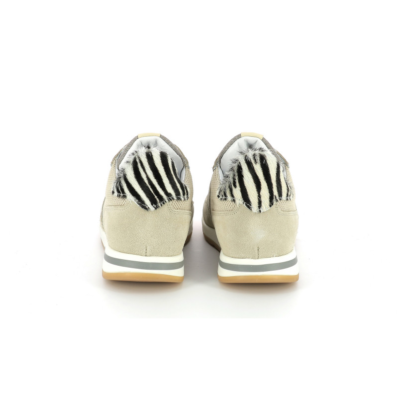 Vida – Beige Zebra - Woman