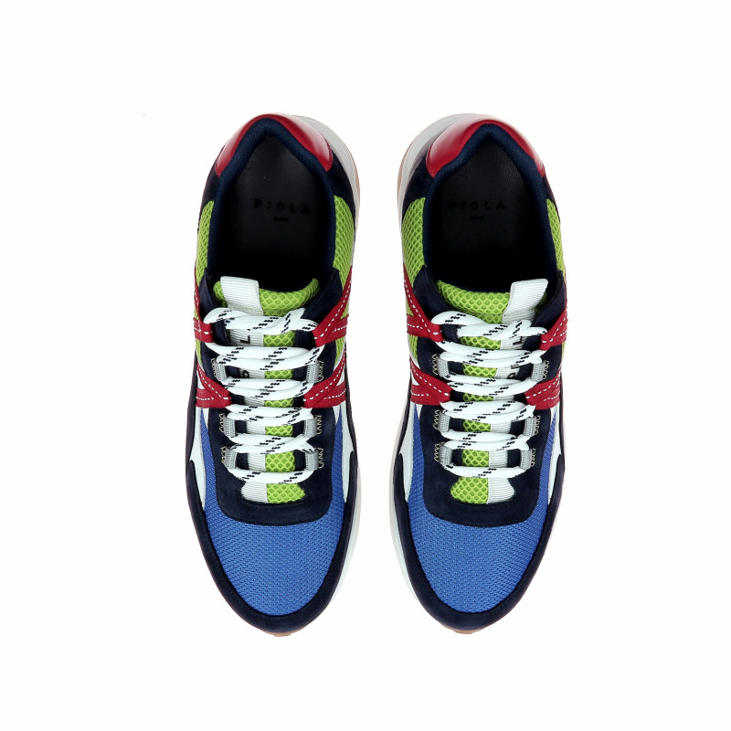 Ica – Navy Red - Man