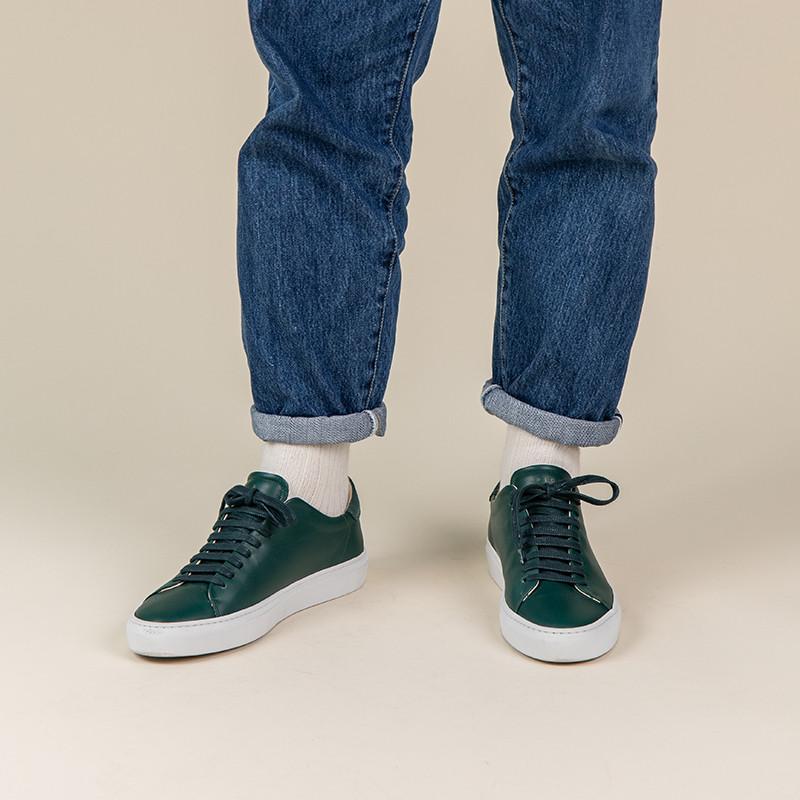 Huaraz II - Vert - Homme