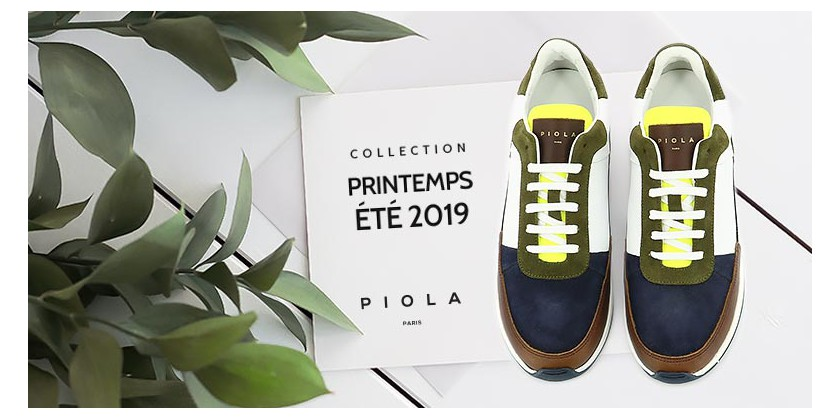 Collection Printemps Été 2019 PIOLA